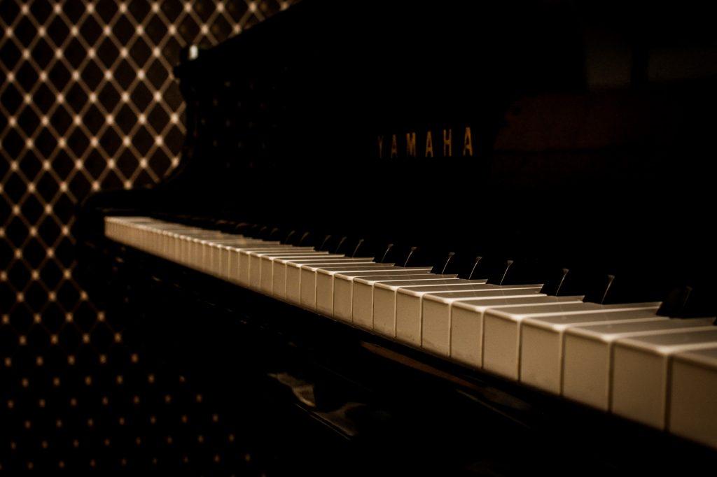 Klavierüben Yamaha Flügel von Stefan Lechner