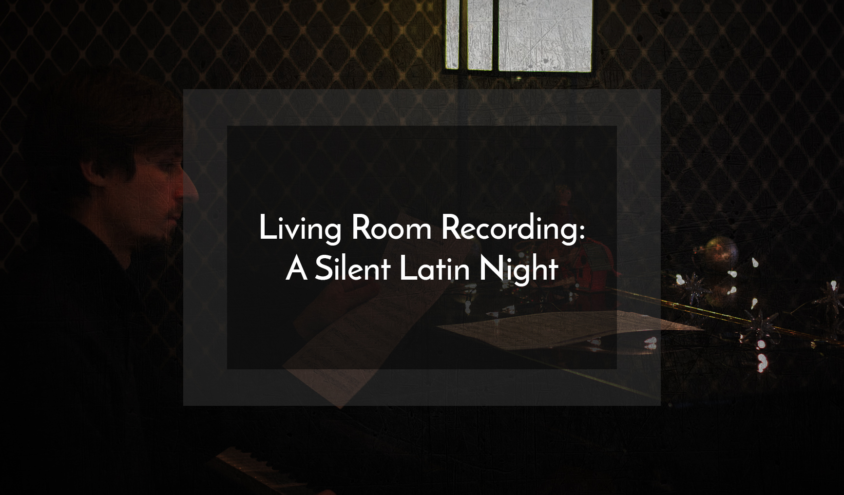 Living room recording a silent latin night creativepiano for 12 by 16 room