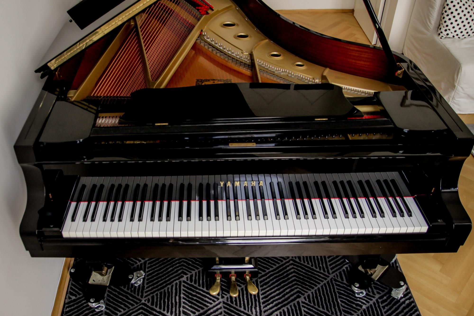 Stefan Lechner - Klavierunterricht in Wien