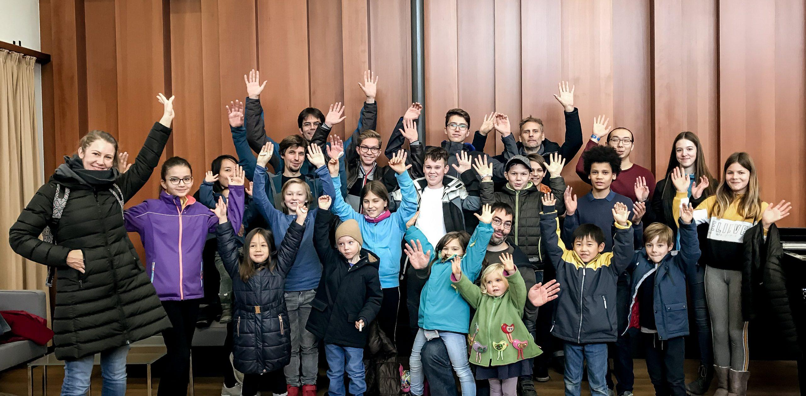 Besuch bei der Bösendorfer Klaviermanufaktur