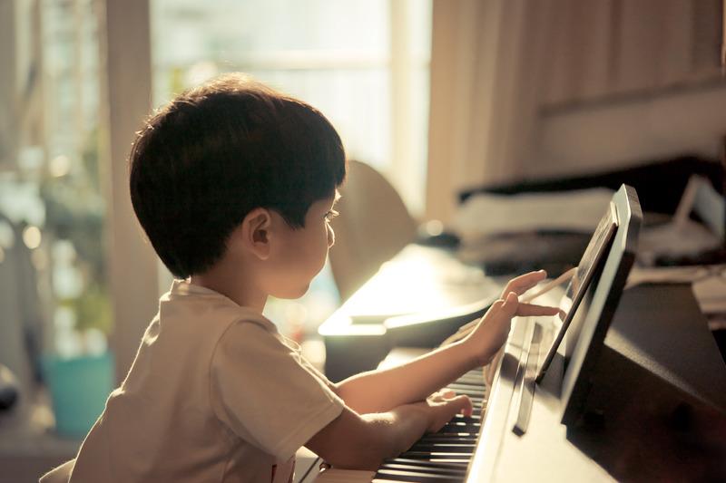 In wenigen Schritten zum Online-Unterricht (Klavier)