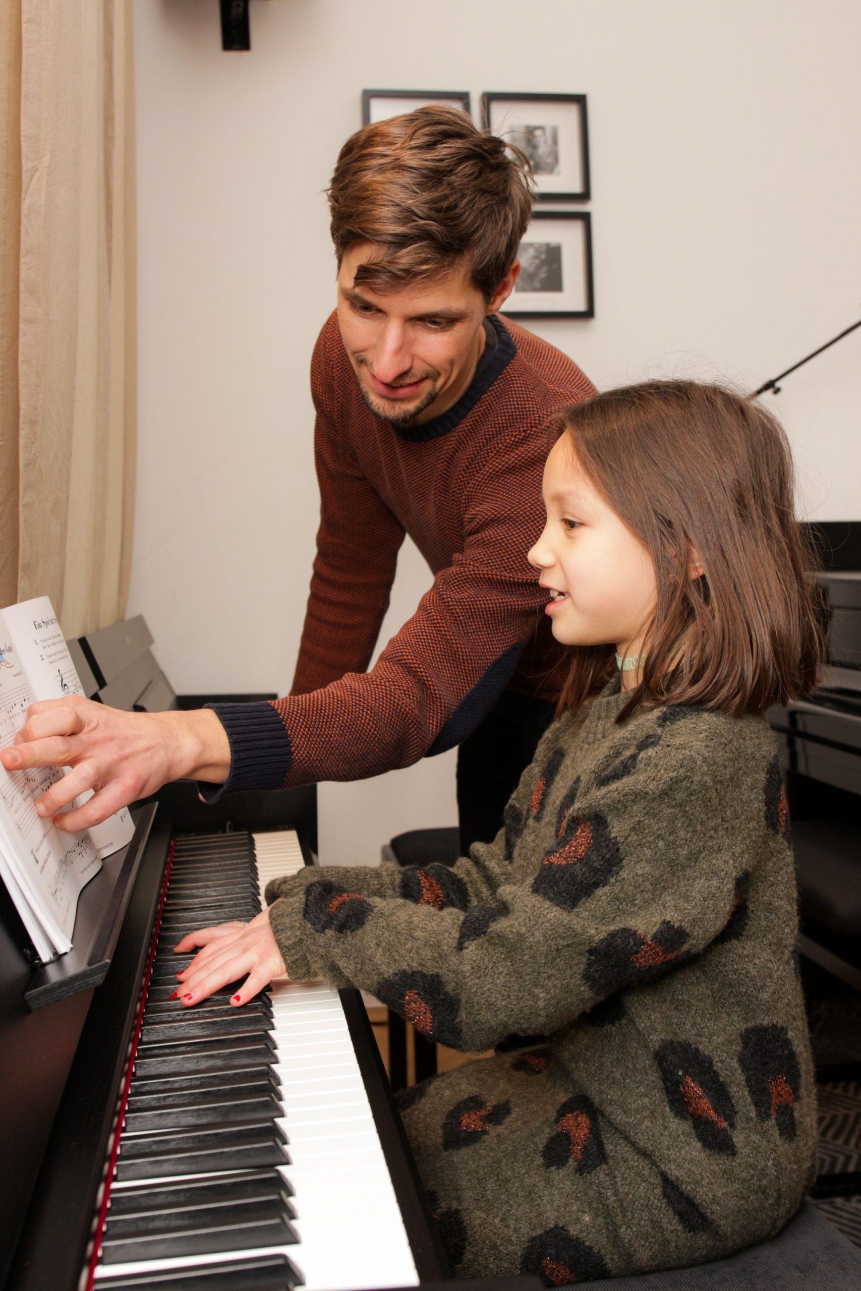 Klavierunterricht Kinder creativepiano